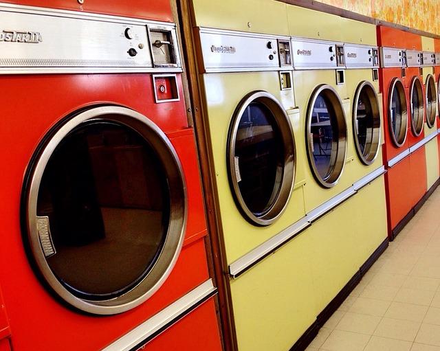 Shiina's Asymmetric World: Samsung's washing machines