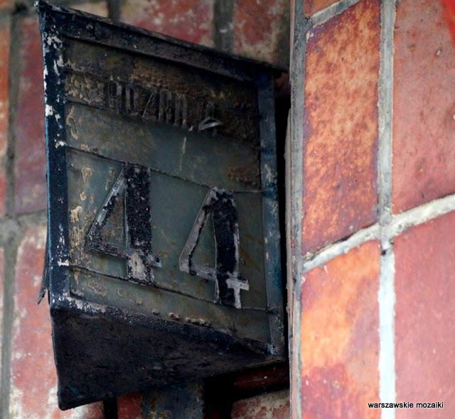 Warszawa Warsaw Mokotów Mokotow ulice Mokotowa architektura numer