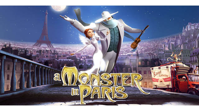 A Monster in Paris (2011) Hindi Dubbed Movie 720p BluRay Download