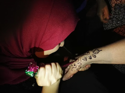 tatuaggi all'henné manerbio