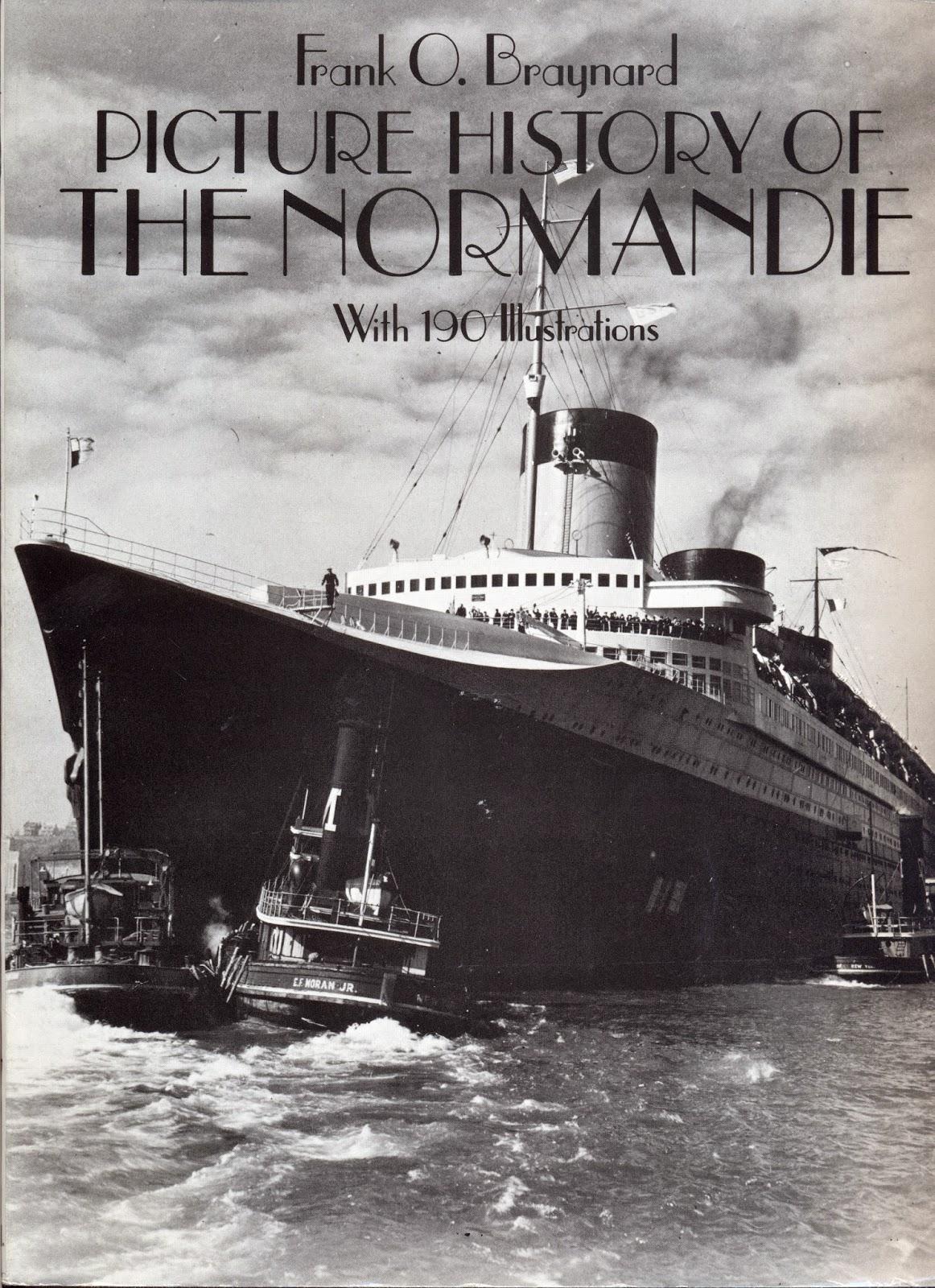 Transatlantic liners paquebot normandie 1935 2015 - Haute normandie mobel ...