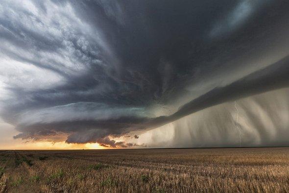Roger Hill 500px arte fotografia  tempestades tornados natureza