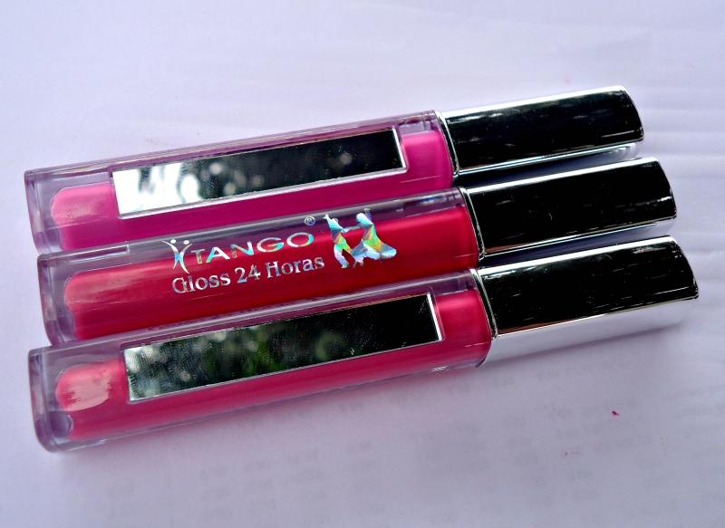Resenha Gloss Tango 24 horas