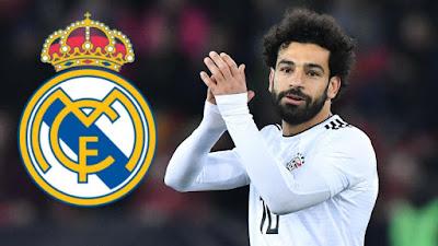 محمد صلاح يوجه ضربة قوية إلى ريال مدريد