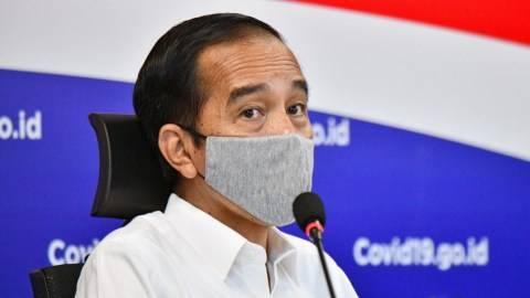 Jokowi: Work From Home Saya Lihat Malah Kayak Cuti