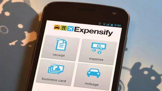 Aplikasi Expensify