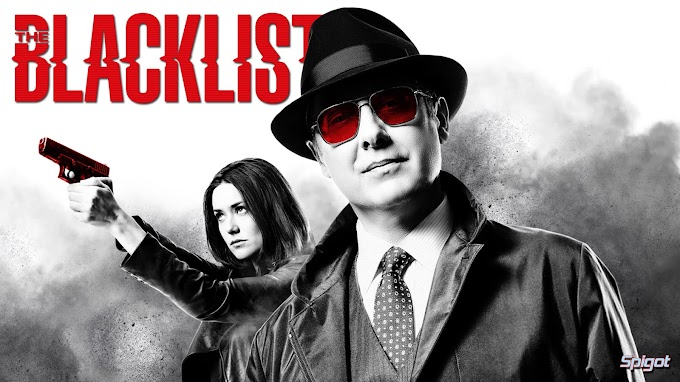 Blacklist Temporada 1 ala 8 en Latino-Ingles HD [Serie Completa]  (2021)