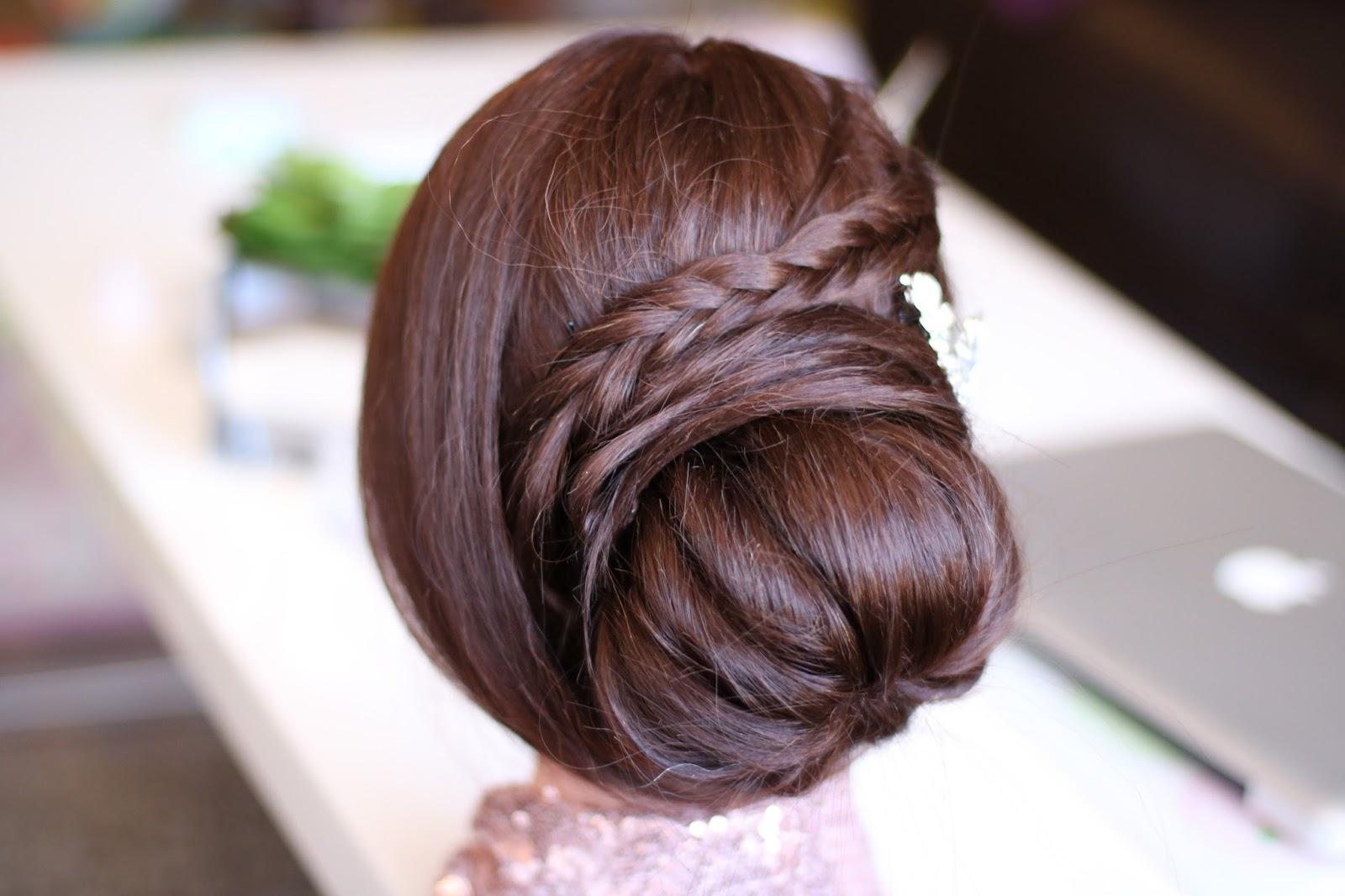 Dwie fryzury na ślub/wesele - Powrót do stylizacji fryzur