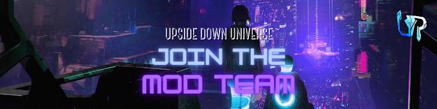 Upside Down Universe Mod Application