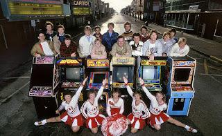 Campeonato de videojuegos Twin Galaxies - 1983