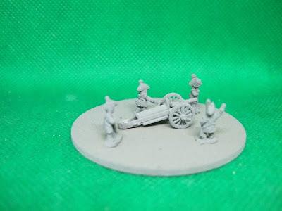 6 pdr Horse Artillery + 4 Crew
