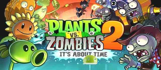Plants vs. Zombies 2 v7.9.3 [Mod] APK hileli indir android