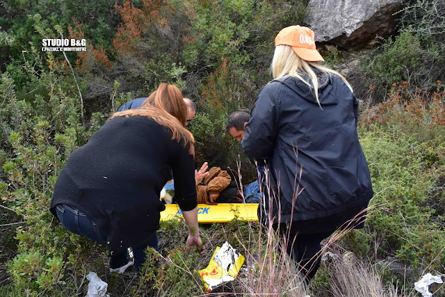 Αργολίδα: Επιχείρηση διάσωσης αγνοούμενου 64χρονου από τις Σπέτσες (βίντεο)