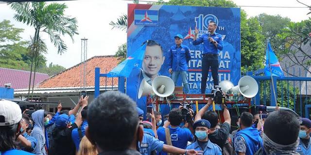34 Ketua DPC Demokrat Yang Dukung Moeldoko Sudah Di-PLT Sebelum KLB Sibolangit