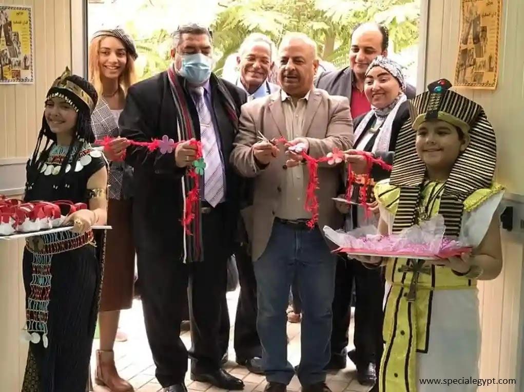 إدارة الموهوبين بمديرية التربية والتعليم بالقاهرة تقيم معرض فناني المستقبل