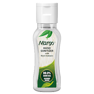 Jyothy Labs launches Margo Hand Sanitizer ~The brand has introduced the pocket-sized bottle in a 40ml SKU priced at Rs. 20~