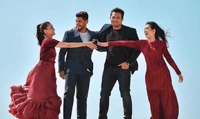 Sinopsis Novel Korban Kasih Lakonan Saharul Ridzwan & Zara Zya