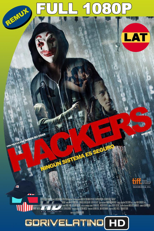 Hackers : Ningun Sistema es Seguro (2014) BDRemux 1080p Latino-Aleman MKV