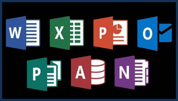 كيفية تفعيل الوضع المظلم في Office Word و Excel و PowerPoint