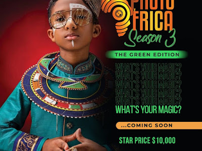Photo Africa (Season 3) Photo Contest Is Coming (Get In Here)