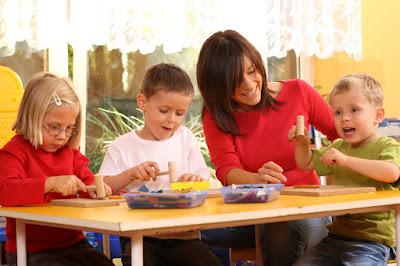 Adaptación niños a preescolar