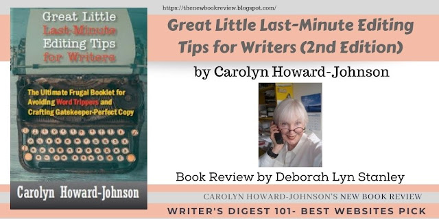 Writer-Artist Deborah Lyn Stanley Reviews New Little Editing Reference