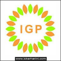 Lowongan Kerja PT IGP Internasional Bantul