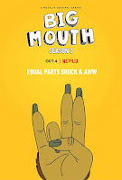 Tercera temporada de Big Mouth