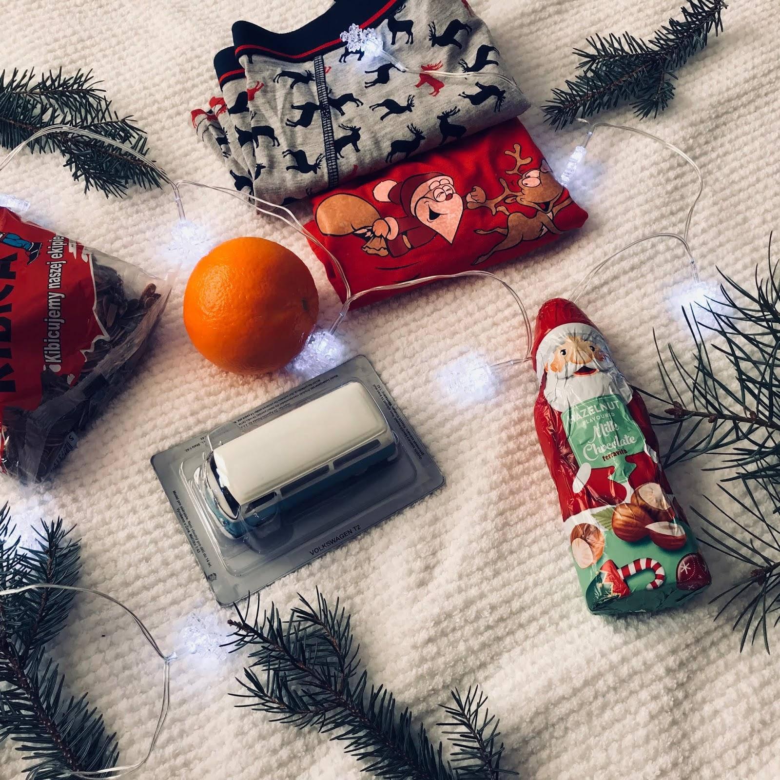 upominki, mikołajki Święta