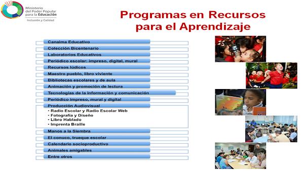 LÍNEAS ORIENTADORAS PARA LA ORGANIZACIÓN DE LOS CENTROS DE RECURSOS PARA EL APRENDIZAJE