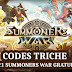 Codes triche summoners war gratuit 2021