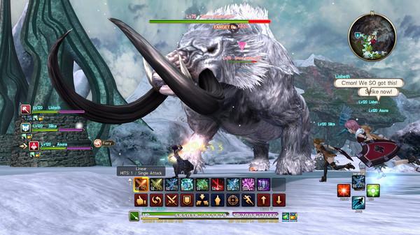 Sword Art Online Hollow Realization Deluxe Edition PC Full Version Screenshot 1