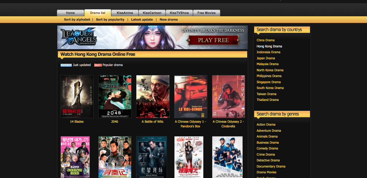 KissAsian - Watch HK Drama
