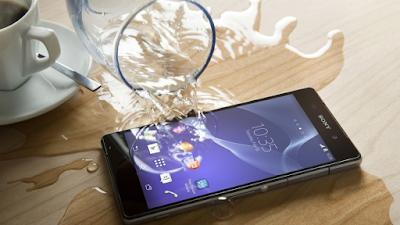 Thay mat kin Sony Xperia Z2