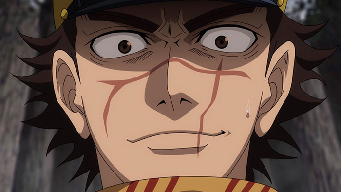 Golden Kamuy anime