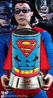 Superman-Bali Stubby Holders Owner Branding