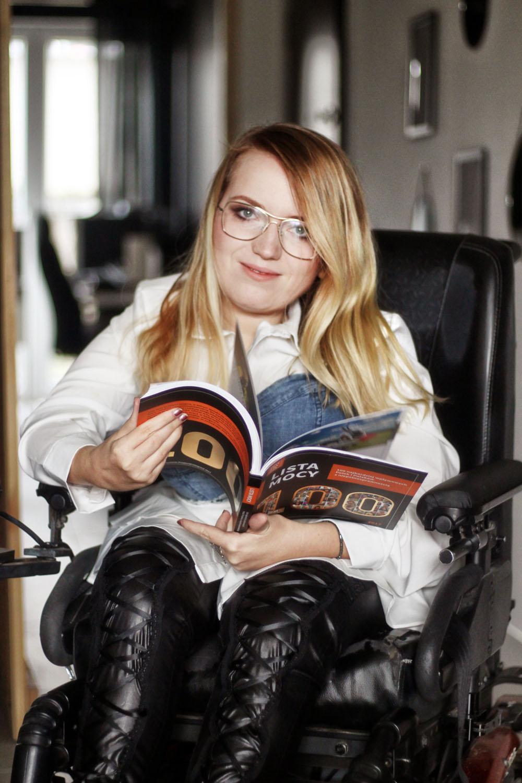 blogerka modowa z Poznania