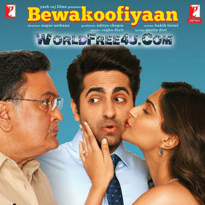 Poster Of Bollywood Movie Bewakoofiyaan (2014) 300MB Compressed Small Size Pc Movie Free Download worldfree4u.com