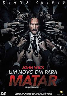 John Wick 2: Um Novo Dia Para Matar - BDRip Dual Áudio