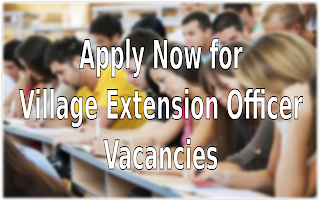 Kerala PSC Village Extension Officer 2019