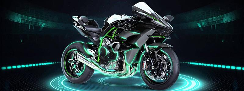 Fond D Ecran Moto Kawasaki Fonds Dcran HD