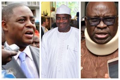 Fayose, Fani-Kayode React After Tambuwal Left APC For PDP