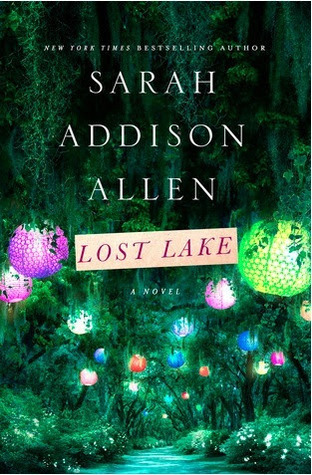 Book Cover: Lost Lake