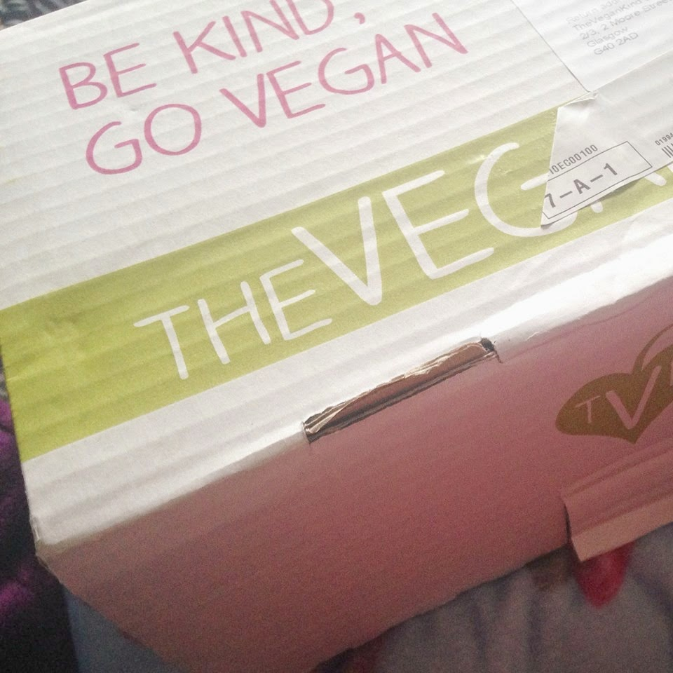March the vegan kind review