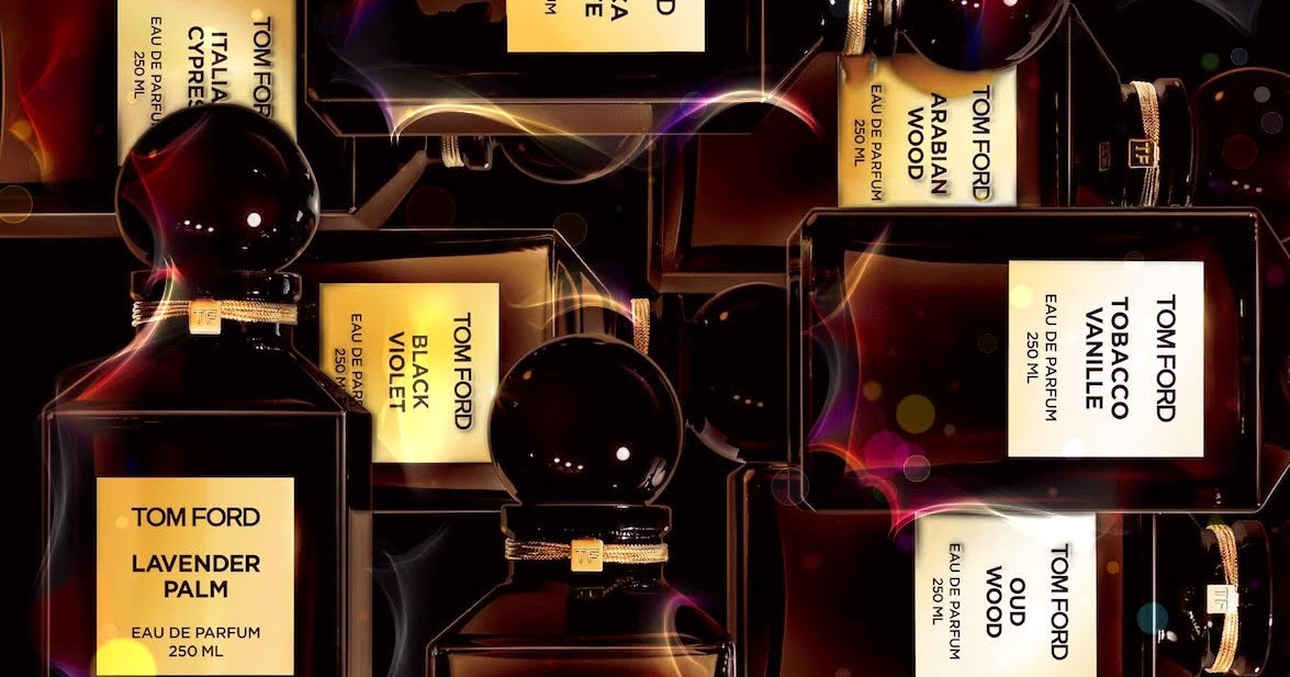 Persolaise - A Perfume Blog: Hunting For A New Beast - Tom Ford Private Blend Styling
