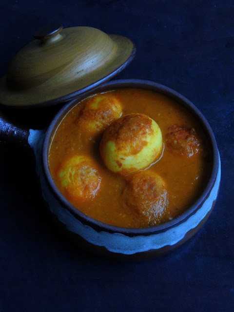 Battarai Kiri Hodi, Srilankan Egg Curry