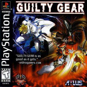 Baixar Guilty Gear (1998) PS1 Torrent