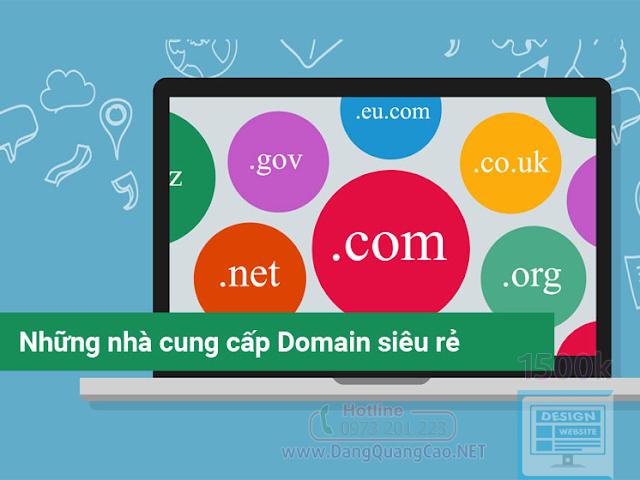 Mua bán tên miền (domain) giá rẻ 2020