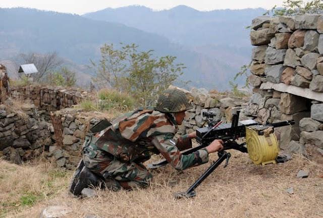 Indian Army guns down six LeT terrorists in Rajouri jungles