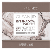 Catrice Clean beauty CLEAN ID - EYESHADOW PALETTE